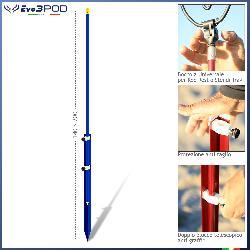 Evo3pod Picchetto jp style blue