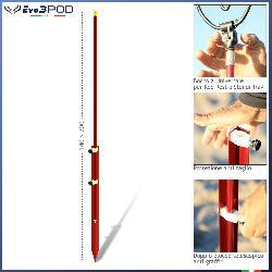 Evo3pod Picchetto jp style elite rosso