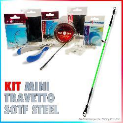Kit Mini Travetto Soft Steel 70Lb
