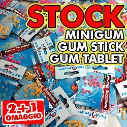 Mini Gum Monocolore