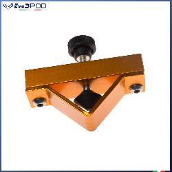 Prolunga per picchetto porta accessori Anodizzata Arancione