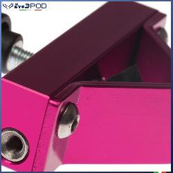 Prolunga per picchetto porta accessori Anodizzata Rosa
