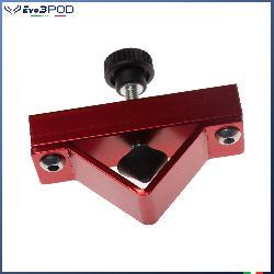Prolunga per picchetto porta accessori Anodizzata Rosso