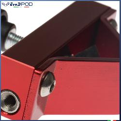 Prolunga per picchetto porta accessori Elite Red