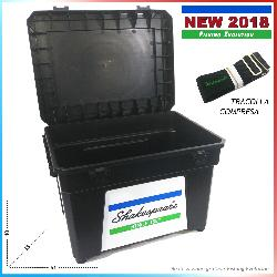 Shakespeare New seat box black 2018