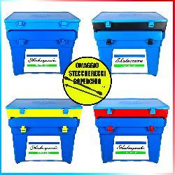 Combo Seat Box Shakespeare Blu + Top Boxxx Evo + Stecche