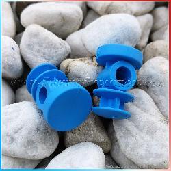Tappetti esclusivi di ricambio Azzurri 2 pz
