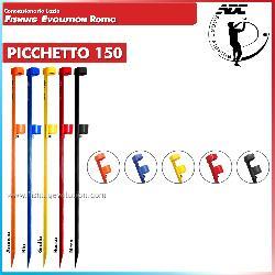 Picchetto Colorato 150 cm