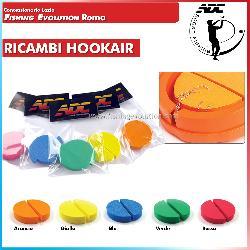 Spugnette Ricambio Hook Air