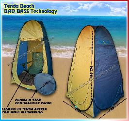 Tenda Beach technology
