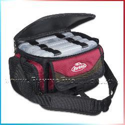 System Bag Red-Black + 4 Boxes (1345043)