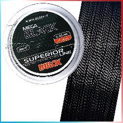 Nylon Mega Black 500mt