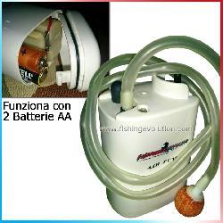 Ossigenatore 2 AA