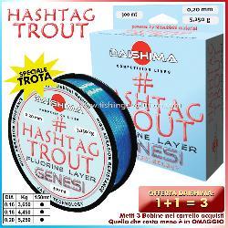 Genesi Hashtag Trout
