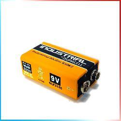 Batteria 9V Industrial Alkalina