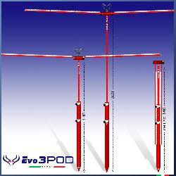 Stendi Travi STR02-200 Rosso