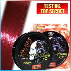 Nylon Maxim Testa Rossa 300mt
