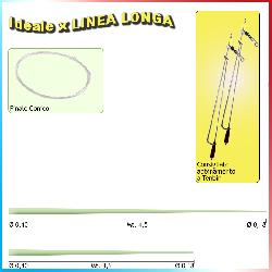 Fishing evolution Finale conico per linea longa