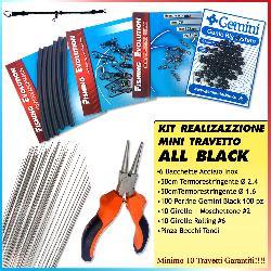 Kit Realizzazione Mini Travetto All Black