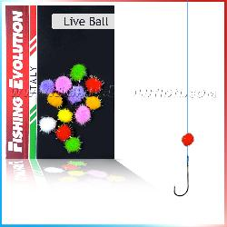 Live Ball Attractor
