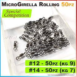 Micro Girella Rolling Box 50pz