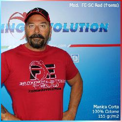 T-Shirt FE-SC Red MC
