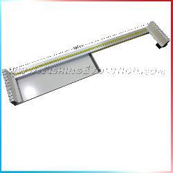 Travometro 100 cm Alluminio