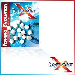 X-Float Mini Pop diam.6 mm5 White