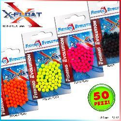 X-Float Tondo Fluo Diurno Scorrevole 5 mm.