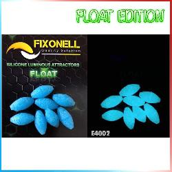 Attractor Oval Floating E4002 Light Blue