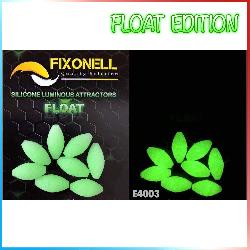 Fixonell Attractor oval floating e4003 green