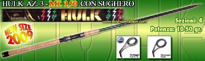 HULK AZ.3 350 NEW 2009