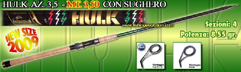 HULK AZ.3,5 350 NEW 2009