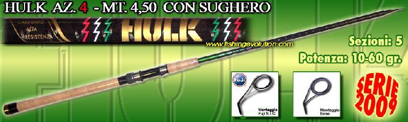 HULK AZ.4 450