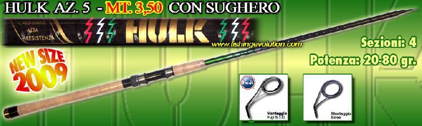 HULK AZ.5 350 NEW 2009