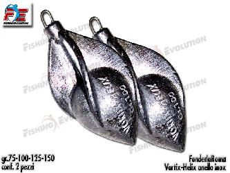 Vortix-Helix 2 pezzi