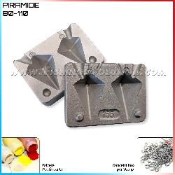 Stampo Piombo IdroPiramide 80-110