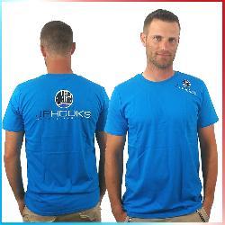 T-Shirt Jp Hooks Celeste