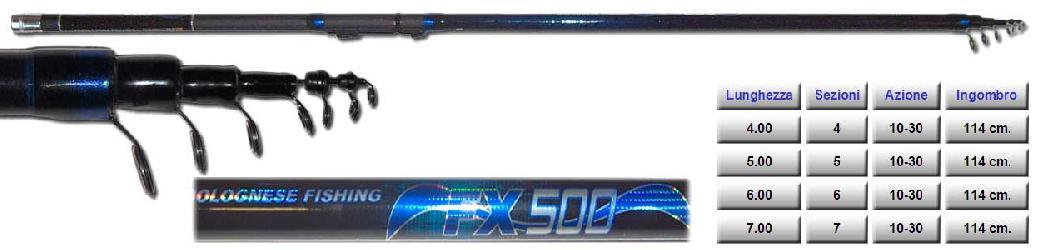 FX500 Bolognese