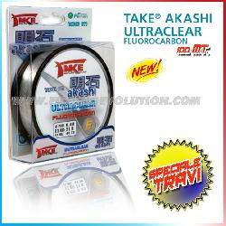 Take Akashi Fluorocarbon 100 mt.