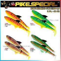 Pike Shad 5,5 - Corpi Ricambio