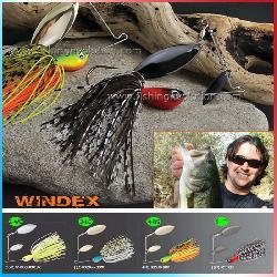 Windex Sniper Double Blade