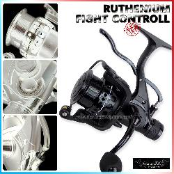 Ruthenium Fight Controll