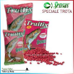 Pellet Truitix Rosso 500 gr