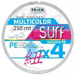 Sensitive PE Surf Multicolor x4
