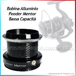 Bobina Ricambio Bassa Capacità Feeder Mentor FM5000