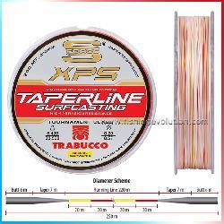 TaperLine 250 mt. Multicolor