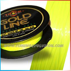 Gold Line Shock Leader