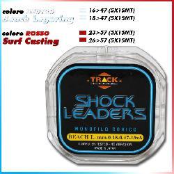 Shock Leader conico 15 mt