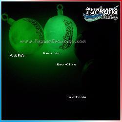 Turkana piombi Piombo sfera con girella
